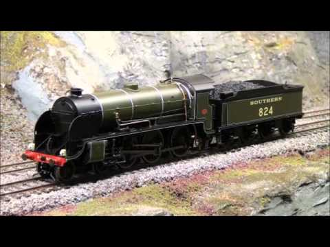 Hornby S15 DCC Sound. Smoke and Lights