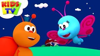 Johnny the Cricket | Music For Kids | Children Songs & Cartoons - Kids TV