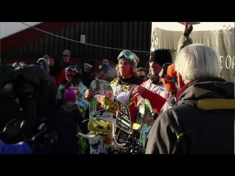 TTR - The Oakley Arctic Challenge 2011 - Chas Guldemond Takes 1st Place