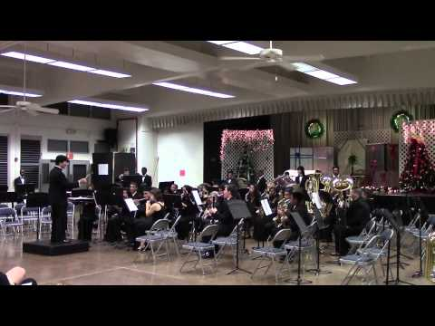 Japanese Fantasy l Radford High School Concert Band l 2013 Winter Fine Arts Festival l 12-6-13