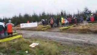 Petter Solberg and Marcus Gronholm - Wales Rally