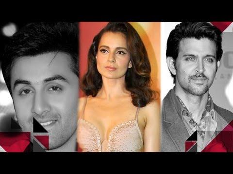 Ranbir Kapoor And Kangana Ranaut's Link Up News, Hrithik Roshan's Look Is Not Inspired By Jonny Depp