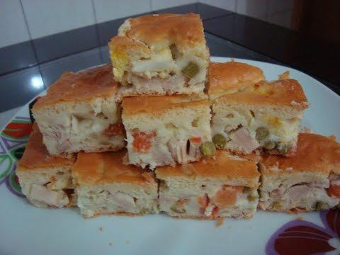 Torta De Palmito Rodrigues