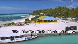 Xin Gọi Nhau Là Cố Nhân HD Karaoke Quang Lê Beat Chuẩn