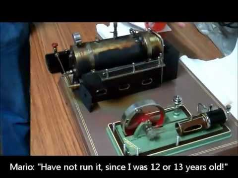 Fleischmann 130/2 Steam Engine Fun at the Ham Radio Club