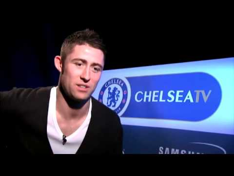 Gary Cahill first interview