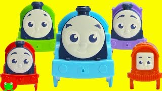 Best Learn Colors Video Thomas The Train Nesting Surprises With Shopkins Season 8