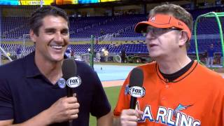 Marlins Man one-on-one with Carl Pavano