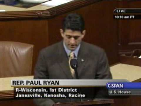 A Tribute to Jack Kemp by Paul Ryan