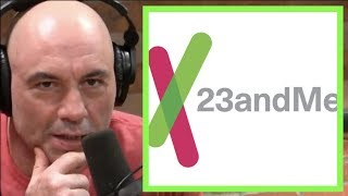 Joe Rogan - The Problem with 23andMe