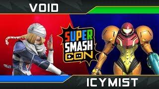 Super Smash Con 2018: Void vs IcyMist | Top 64