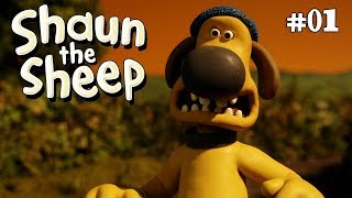 Shaun the Sheep - Macet [The Stand Off]