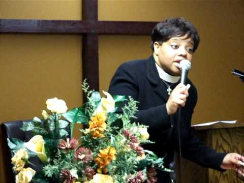 My Darkness Produced My Destiny- Pt 5- Dr. Michelle Davis (full gospel apostolic) Video