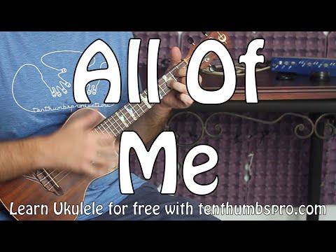Download Lagu all of me ukulele chords MP3 Gratis