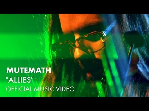 Mutemath - Allies [Official Music Video]