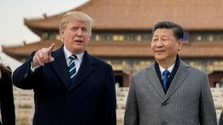 Reported division within White House on China trade talks