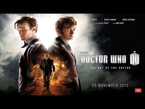Doctor Who The Day Of The Doctor Exclusive!