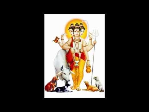 01 English Sri Datta Darshanam Pt. 1 Of 7 Childhood To 24 Gurus video