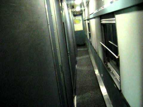 Via Rail Canadian Interior Tour Sleeper Car Yvr Yeg Youtube