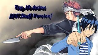 Top 10 Anime J C Staff Version