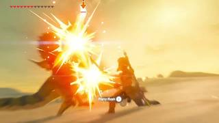 Short Montage: The Legend of Zelda: Breath of the Wild (Nintendo Switch)