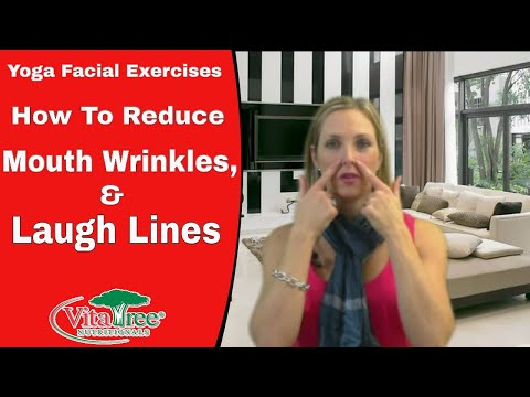 Laugh Lines Wrinkles