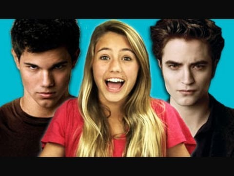 TEENS REACT TO TWILIGHT