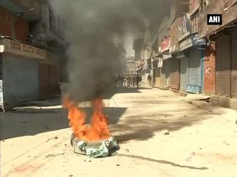 Kashmiri Pandit settlement row: JKLF supporters clash with police; Yasin Malik detained