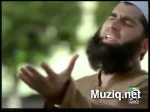 Junaid Jamshed Naat Multazim video