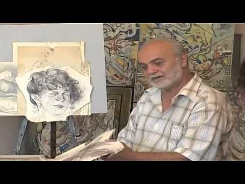 Hamuz/Hamazasp Mkhitaryan on Armenian National Public TV (H1))
