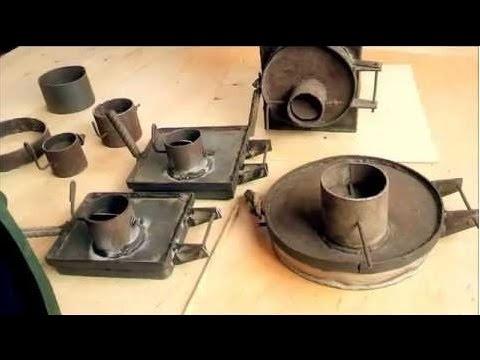 Печь для гаража из металла чертежи