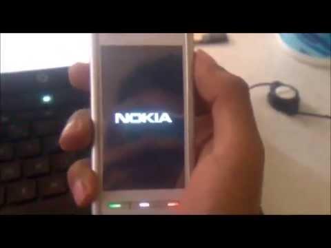 Nokia 5230 CFW Symbian Belle