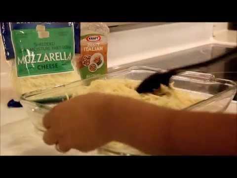 Receta Espagueti con Salsa Verde - Spaghetti