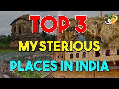Top 3 Mysterious Places In India | With CC | Planet Leaf