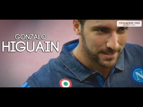 Gonzalo Higuain ► El Pipita   Goals & Skills - SSC Napoli 2014/15 HD
