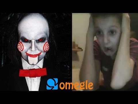 Billy The Puppet Goes On Omegle! video