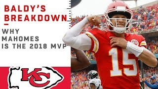 Why Patrick Mahomes is This Years MVP | NFL Film Review