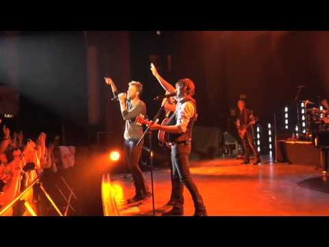 Lady Antebellum - Shepherd's Bush, London - August 11, 2010 Video