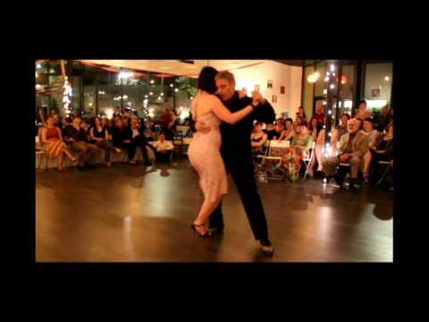 Jose Garofalo and Elizabeth Wartluft dance Paciencia