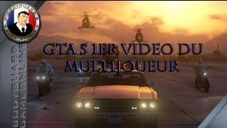 GTA 5 Multijoueur Le Jour Du Lancement Officiel La Petite Découverte