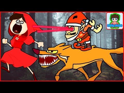 zombie catchers Ловцы зомби игра как мультик для детей от фаника 11