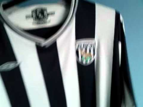 My west Bromwich Albion shirt collection