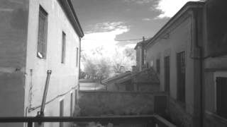 Infrared Timelapse - Cloudy day