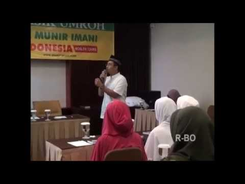 Video travel umroh cilegon
