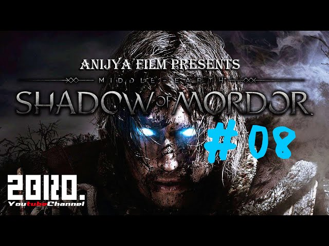 【指輪】兄者が語るShadow of Mordor#08【物語】