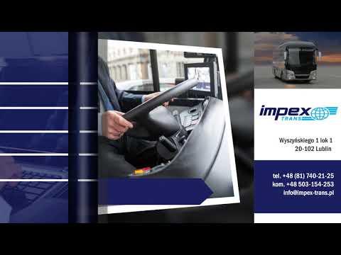 Wynajem Busów Lublin Impex-Trans