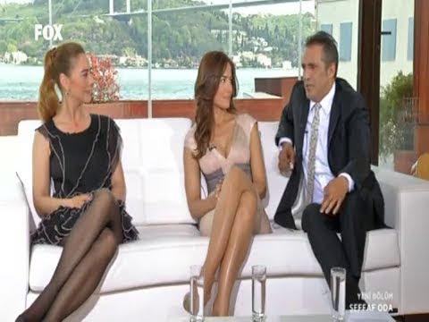 ŞEFFAF ODA Interview  Ozlem Conker  Ece Uslu and  Yavuz Bingol