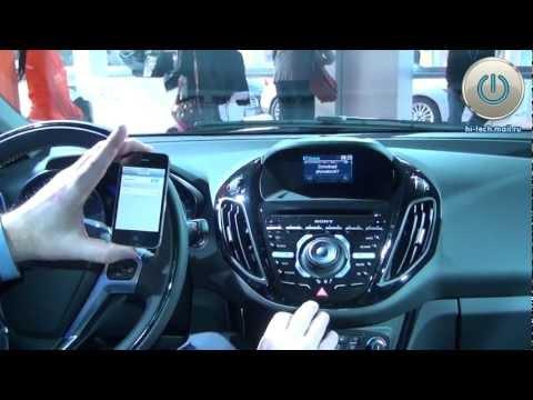 Ford B-Max - на MWC 2012
