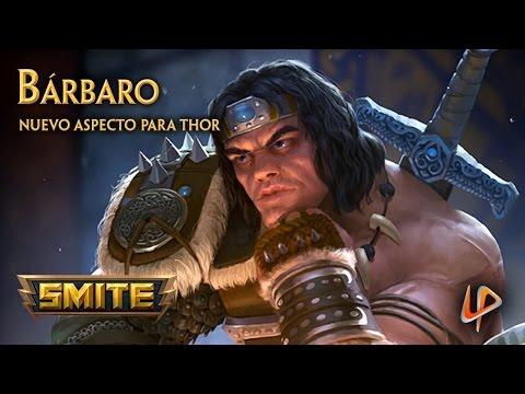 Revelación de Bárbaro - Dios Thor - La Odisea 2017
