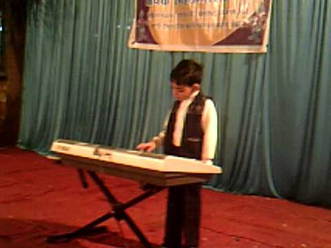 Natioal Anthum , Nani Teri Morni, Hum Honge Kamyab Play By Little Krish Mishra (lakshya) At Piano video